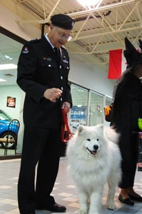 Magic with RCMP Victim Services